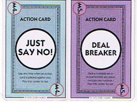 Monopoly deal card game strategy how do you play it use debt to acquire property monopoly deal debt cards bookmarktalkfo Choice Image