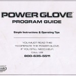 Powerglove Instructions