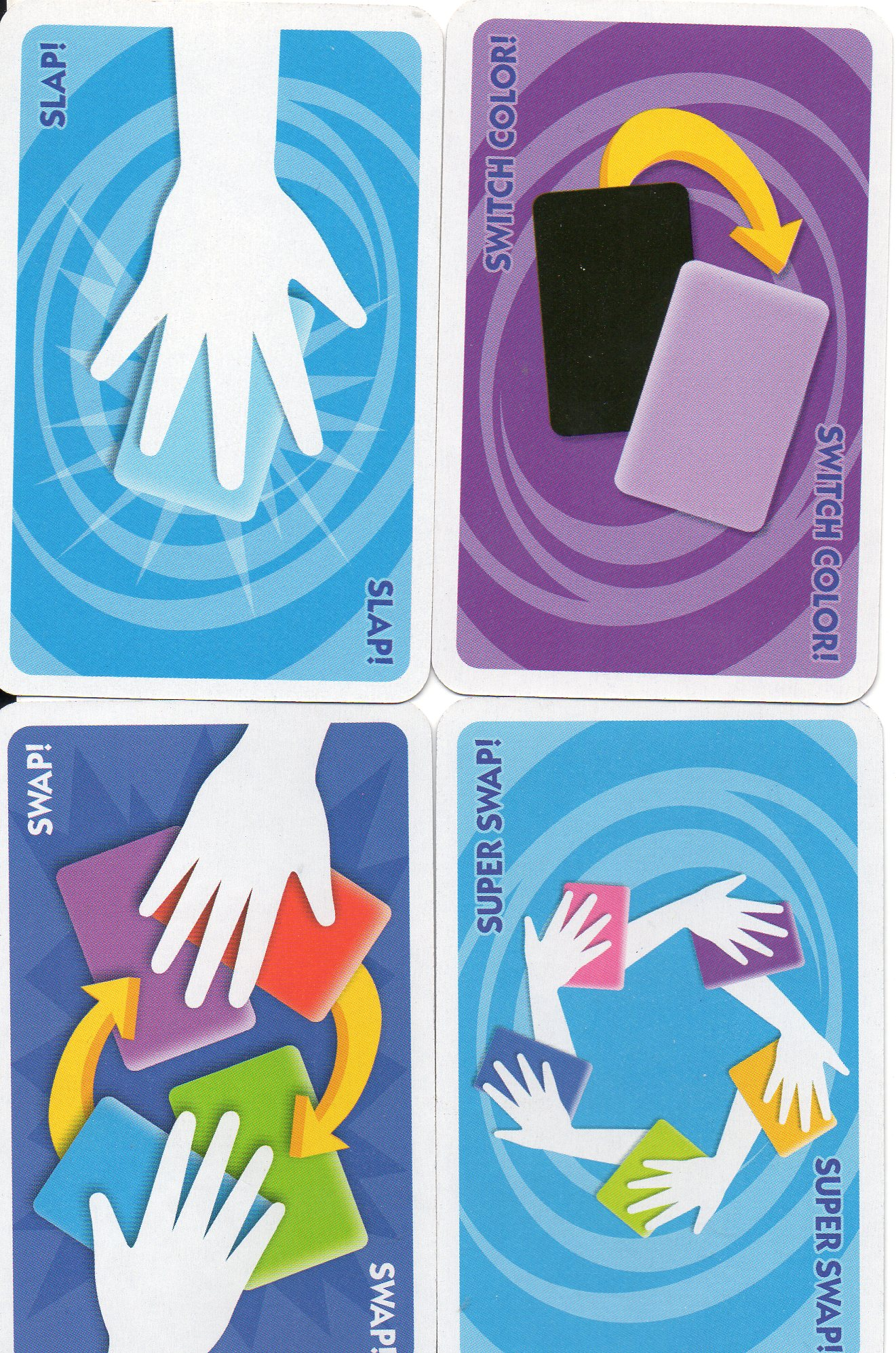image about Printable Rules for Hand and Foot Card Game titled Exchange! Card Recreation Recommendations: How Do Yourself Engage in the Replace! Card Match