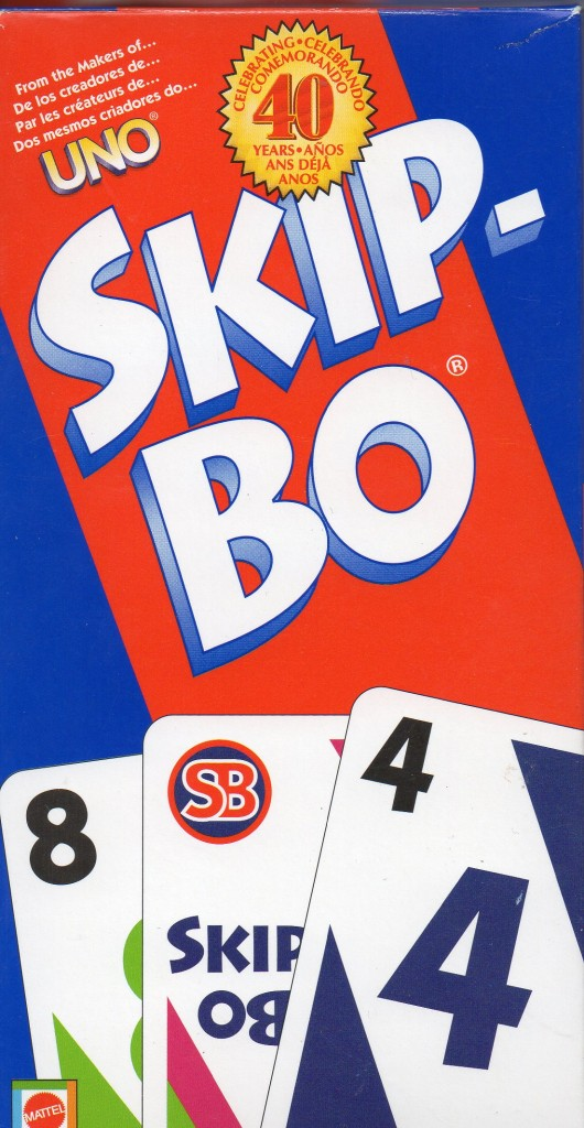 How To Play Skip Bo Rules For The Skip Bo Card Game How Do You