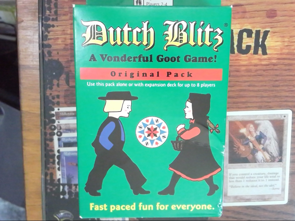 Dutch Blitz Rules How Do You Play Dutch Blitz How Do You Play It