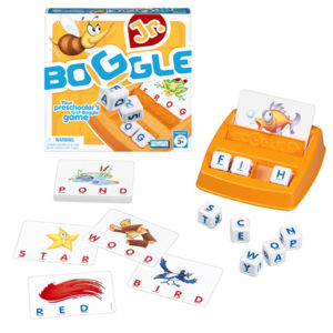 Boggle Jr. rules below