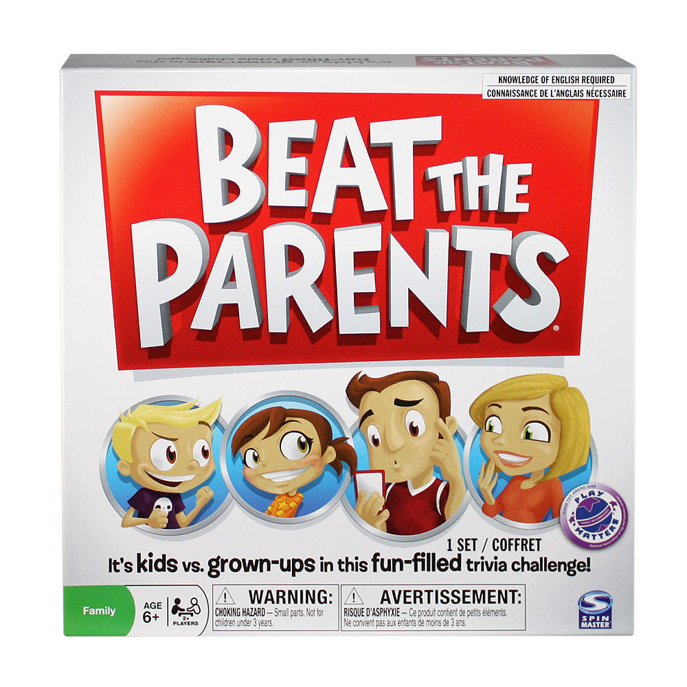 Read the Beat the Parents Rules Below.